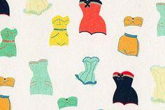 design work life » Carmen Vela: Paradise Patterns