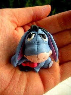 polymer clay toy