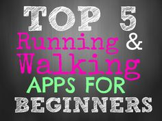 Must Have Walking and Jogging Apps