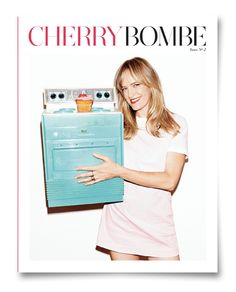 Magazine || CHERRYBOMBE, The Baked Issue #2