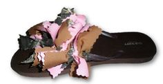 Mossy Oak Pink Flip Flops, Artsy Womens Pink Camo Chic Handmade Flip Flop Sandals (11) Camo Chique,http://www.amazon.com/dp/B00E3B5UAC/ref=cm_sw_r_pi_dp_Ams7rb0M77T492XM