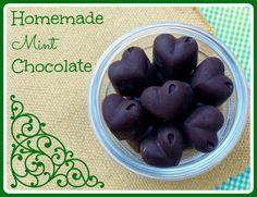 Homemade Mint Chocolate–Take 2