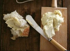 Fontina Fonduta With Truffle Butter