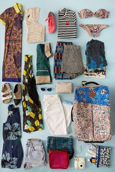 Solving 3 tricky packing problems >> for travel