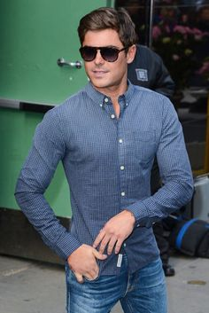 Fresh and Fitted | Zac Efron