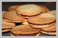BISCUITS SANDWICH CHOCOLAT STYLE CHOCO...thermomix - les recettes legeres de chrissy