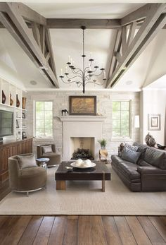 Family Room Design, Pictures, Remodel, Decor and Ideas - page 15 SET UP
