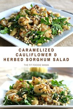 Caramelized Cauliflo