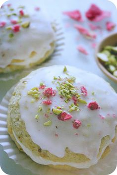 Pistachio-Cardamom Whoopie Pies With Rosewater Buttercream Recipe ...