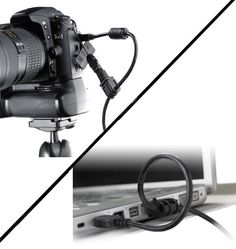 JerkStopper Tethering Kit secures both your camera and computer by removing strain from the cable or cord. http://jcopho.to/bhjerkstopper