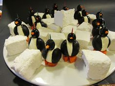 CAN'T STOP MAKING THINGS: The March of the Christmas Penguins