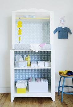 Muebles para beb s on pinterest changing tables - Muebles para bebe ...