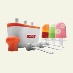 Zoku Quick Pop Maker - 3 pops
