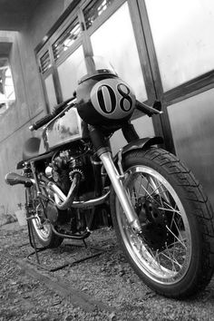 1969 Honda CB350 Twin Motorcycle. This bike is good for the soul!