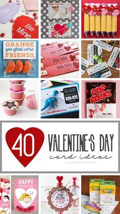 40 DIY Valentine's D