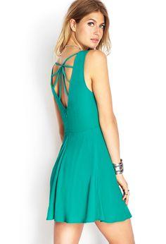 Cutout-Back Sheath Dress | FOREVER21 #SummerForever