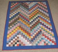 The Incredble Scrappy Bargello #Quilt tutorial by Bonnie K. Hunter from Quiltville