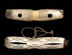 Los primeros lentes de sol que ha usado el hombre