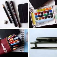 Sketching is a fun activity that doesn't have to be reserved for closed spaces - you can carry a sketchbook and some drawing tools with you at...