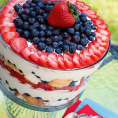 weight watchers, trifl, blueberri, fourth of july, memorial day, 4th of july, chocolate pudding, food cakes, dessert