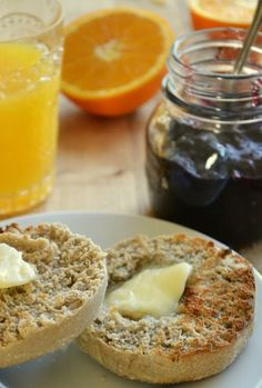 The view from Great Island: How to Make Easy English Muffins