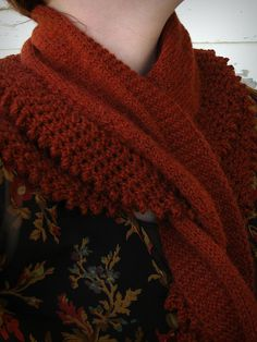 Free Pattern: Cinnamon Grace by Katie Harris