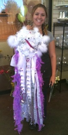 Homecoming Mum.