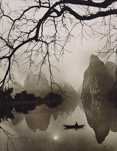 Don Hong-Oai Mist Wrapping the Peaks