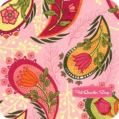 veranda sorbet paisleys and florals