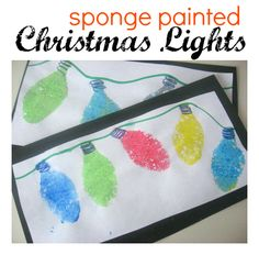 Adorable Christmas craft for kids
