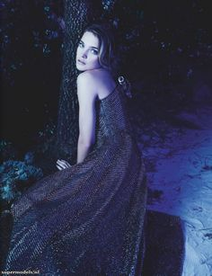 Supermodels.nl Industry News - Natalia Vodianova in 'La Couture Enchantée'...