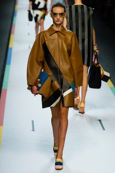 Fendi Spring 2013 Ready-to-Wear Collection