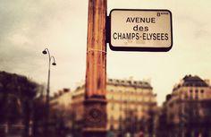 favorit place, idea, champ elyse, parisienn style, franc