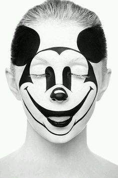 #face #paint