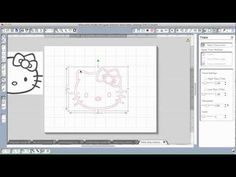 How to turn a line drawing into a layered image.