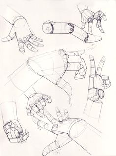 Hands. ✤    CHARACTER DESIGN REFERENCES   Find more at https://www.facebook.com/CharacterDesignReferences if you're looking for: #line #art #character #design #model #sheet #illustration #expressions #best #concept #animation #drawing #archive #library #reference #anatomy #traditional #draw #development #artist #pose #settei #gestures #how #to #tutorial #conceptart #modelsheet #cartoon #hand