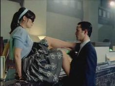 Zooey Deschanel and Joseph Gordon-Levitt - Why Do You Let Me Stay Here?