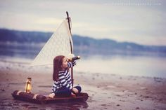 Beautiful toddler photography by Sarah Wolfe | The D-Photo boat