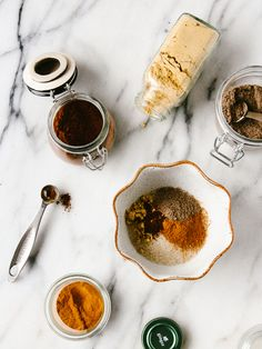 Masala Chai Snickerdoodles / oh Lady Cakes