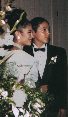Selena & Chris Perez