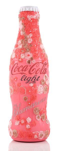 Tribute to Fashion — Coca-Cola Light Fashion Show in Milan, Italy