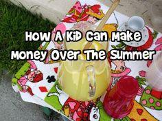 Get your kid making money