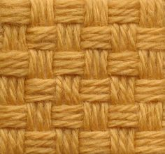 wicker stitch