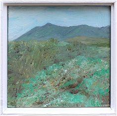 View of Mt. Tamalpais by John Bucklin