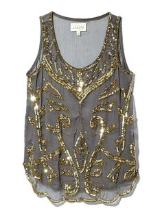 Piperlime | Beaded Gatsby Tank