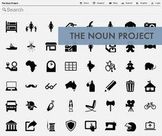 Techy Tech > The Noun Project