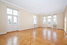 Beautiful empty room.