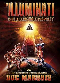 ❥ The Illuminati Is Fulfilling Biblical Prophecy - DVD #6 In Doc Marquis Secrets of the Illuminati Series - 2 DVD Set - Cutting Edge Ministries