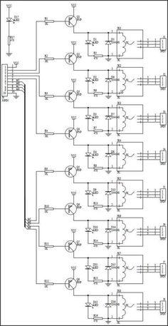 Sainsmart 8 Channel Relay Wiring Diagram - Wiring Diagram Sheet on