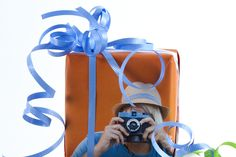 Is this how you usually see Mom? Add a little humor to your gift wrap and salute the chief memory officer of the house.